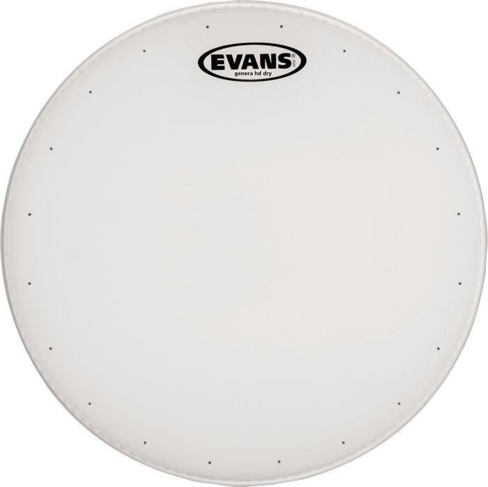 Evans Genre HD Dry Coated Series Snare Batter Drumheads