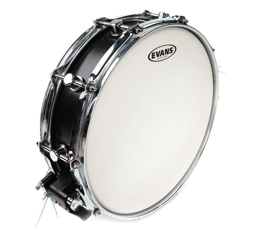 Evans Power Center Reverse Dot Batter Drumheads