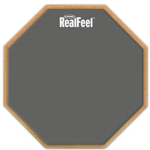Evans RealFeel 2-Sided Practice Pad | 6 Inch
