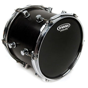 Evans Resonant Black Series Drumheads