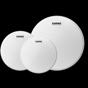 Evans UV2 Coated Drumhead Fusion Tom-pack 10, 12, 14