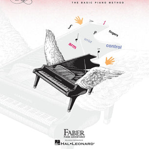 Faber Piano Adventures, Technique & Artistry Book, Level 1