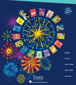 Faber Studio Collection | Selections from FunTime Piano | 3A-3B