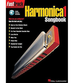Fast Track Harmonica Songbook