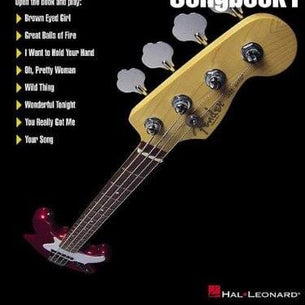 FastTrack Bass Song Book | Book 1