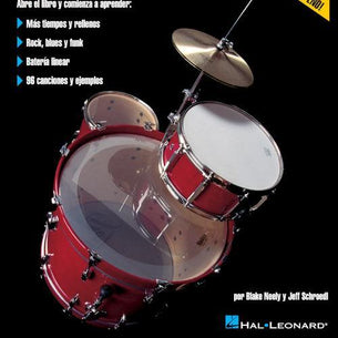 FastTrack Drum Method 2 – Spanish Edition