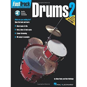 FastTrack Drum Method | Book 2