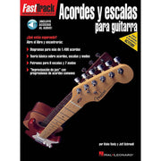 FastTrack Guitar Chords & Scales | Spanish Edition