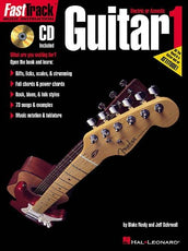 FastTrack Guitar Method | Book 1 with CD