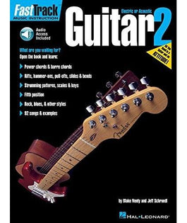FastTrack Guitar Method | Book 2