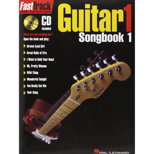 FastTrack Guitar Songbook | Book 1