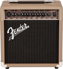 Fender Acoustasonic 15 Acoustic Guitar Amplifier - Acoustasonic 15