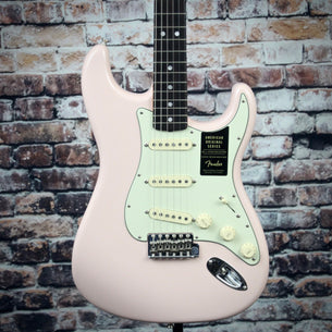 Fender American Orignal '60s Stratocaster | Shell Pink