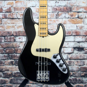 Fender American Ultra Jazz Bass | Texas Tea