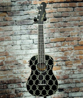 FENDER BILLIE EILISH SIGNATURE UKULELE | BLACK