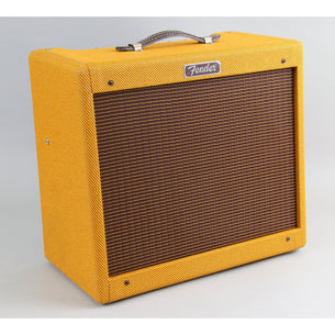 Fender Blues Junior Lacquered Tweed Combo Guitar Amplifier