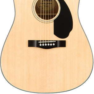 Fender CD-60S Walnut Acoustic Guitar | Natural Finish