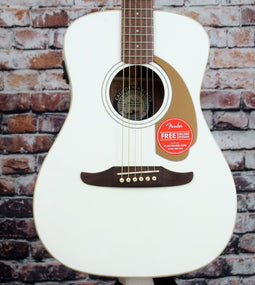Fender Malibu Player Acoustic-Electric Guitar | Arctic Gold