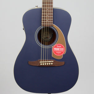 Fender Malibu Player Acoustic-Electric Guitar | Midnight Satin