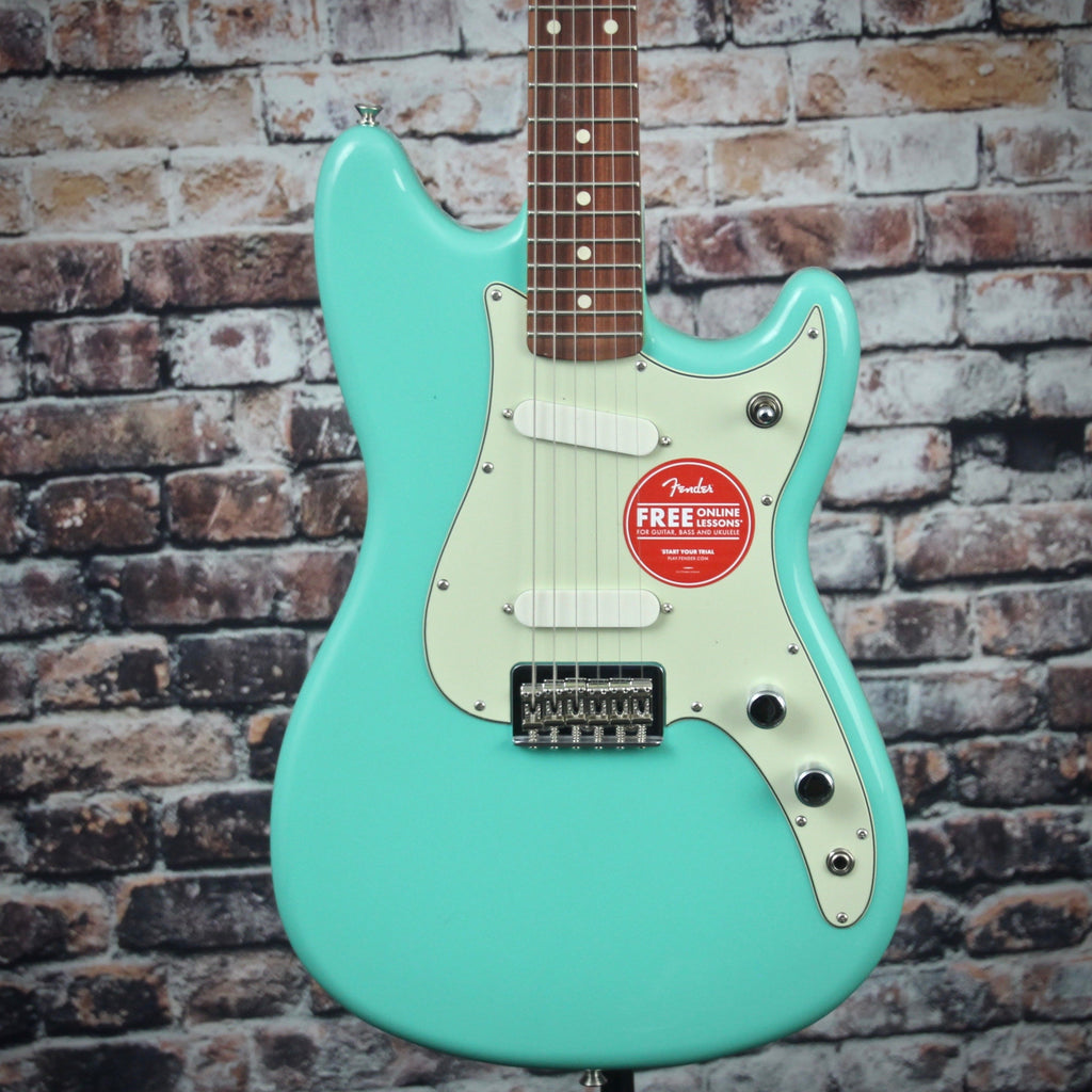 Fender Player Duo-Sonic Guitar | Seafoam Green