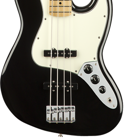 Fender Player Jazz Bass | Black Finish | Maple Fingerboard