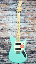 Fender Player Mustang 90 Guitar | Seafoam Green