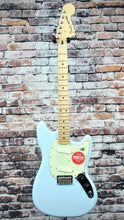 Fender Player Mustang Guitar | Sonic Blue