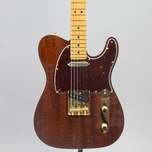 Fender Rarities Red Mahogany Top Telecaster