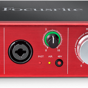 Focusrite Clarett 2Pre USB Recording Interface