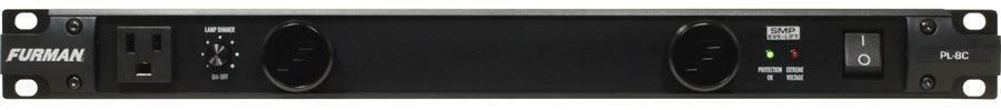 Furman PL-8 C Rack Mount Power Conditioner