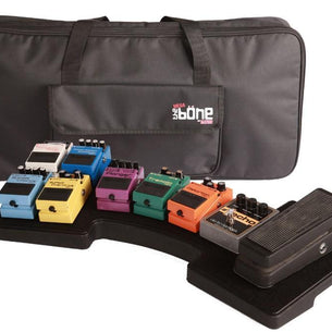 Gator Cases G-MEGA-BONE Pedal Board | Includes Carry Bag