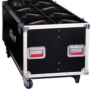 Gator G-TOURPAR64-LED-8 ATA LED PAR 64 Transport Case