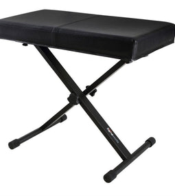 Gator GFW-KEY-BNCH Folding Keybord Bench Black