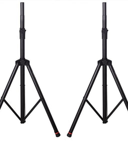 Gator GFW-SPK-2000SET Pair Deluxe Speaker Stands | Includes Bag