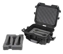 Gator GM-06-MIC-WP Waterproof Microphone Case | 6 Microphones