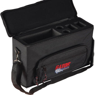Gator GM-2W Padded Dual Wireless System Bag