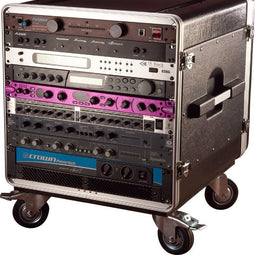 Gator GRC-BASE Series Audio Console Rack Bases | With Casters