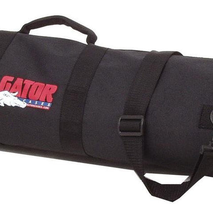 Gator GX-33 Padded Bag For 5 Mics and 3 Mic Stands