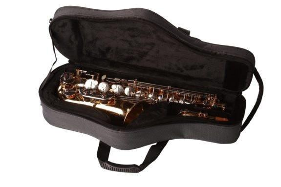 Gator Lightweight Alto Sax Case With Mouthpiece Holder
