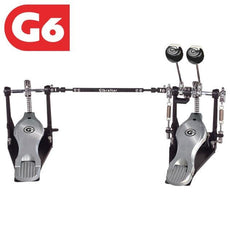 Gibralter Dual Chain Double Bass Drum Pedal