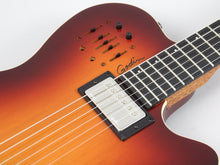 Godin A6 Ultra Electric Gutiar | Cognac Burst