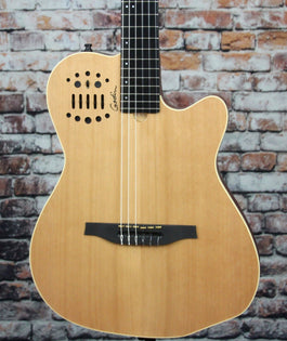 Godin Multiac ACS Nylon Natural SG Guitar
