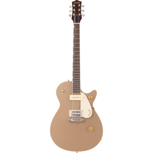 Gretsch G2215-P90 Streamliner Junmior Jet Club | Sahara Metallic