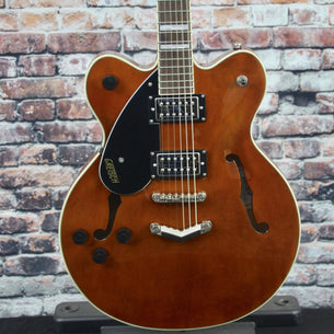 Gretsch G2622LH Streamliner Center Block Guitar | Single Barrel Stain