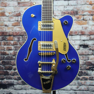 Gretsch G5655TG Electromatic Center Block Jr. Guitar | Azure Metallic