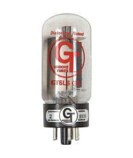 Groove Tubes GT-6L6-Q Quartet Matched Pre-Amplifier Tubes