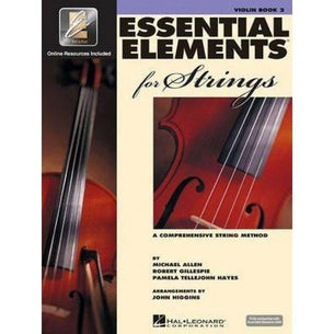 Hal Leonard Essential Elements For Strings - Book 2 with EEi