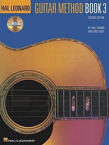 Hal Leonard Guitar Method | Book 3 W/CD | 2nd Edition