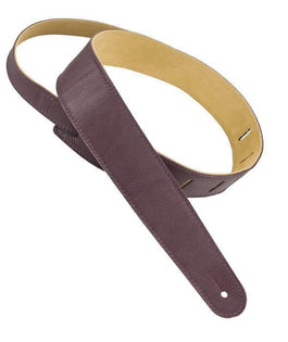"Henry Heller 2"" Capri Leather Guitar Strap  