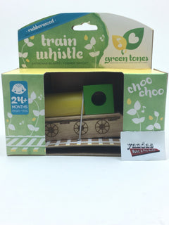 Hohner 3776 Kids Green Tones Toy Train Whistle